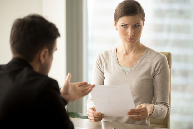 How to Turn a Negative into a Positive: Best Ways to talk about Your Weaknesses in Law Firm Interviews